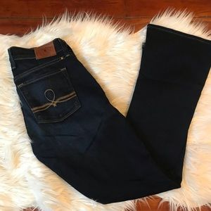 Lucky Brand Sofia Boot Ankle Jeans